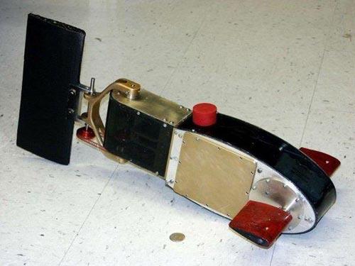 Cá robot có thể liên lạc trực tiếp với nhau dưới nước