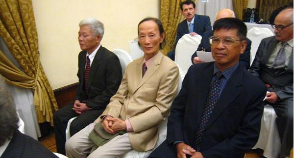 Các cựu chuyên gia hạt nhân VN được Nga trao thưởng