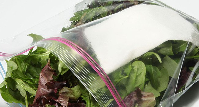 Cách giữ rau quả tươi không cần chất bảo quản