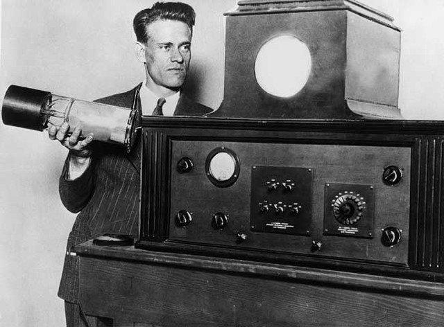 Câu chuyện đau lòng đằng sau việc phát minh ra tivi