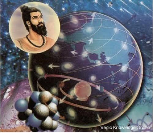 Cha đẻ của thuyết nguyên tử 2.600 năm trước