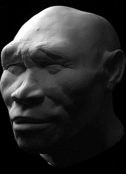 Chân dung tổ tiên loài người