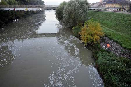 Chất thải bô xít Hungary đe dọa ô nhiễm diện rộng