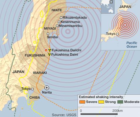 Cháy ở lò số 4 nhà máy điện hạt nhân Nhật