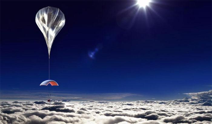 Chỉ cần 75.000 USD bạn sẽ có 2 giờ trải nghiệm cảm giác lơ lửng ngoài rìa không gian