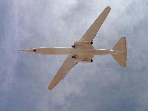 Chiếc máy bay kỳ lạ nhất trong lịch sử của Nasa