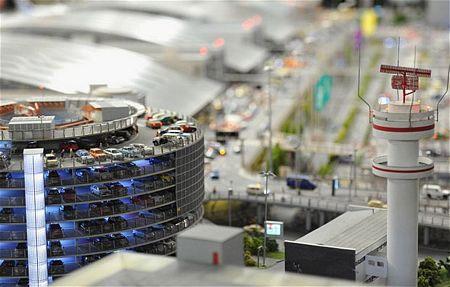 Chiêm ngưỡng sân bay mô hình lớn nhất thế giới