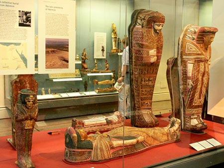 Chuyện luân hồi của người phụ nữ Anh tự nhận đến từ thời Ai Cập cổ đại