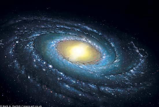 Có ít nhất 50 tỷ hành tinh nằm trong dải Ngân hà