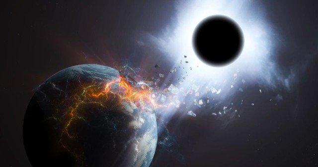 Có thể phá hủy một hố đen vũ trụ?