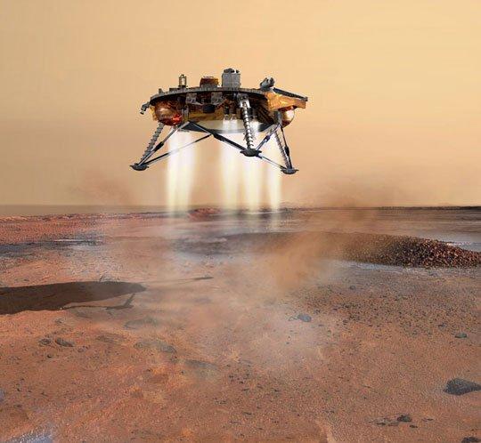 Con người sẽ định cư trên sao Hỏa năm 2030