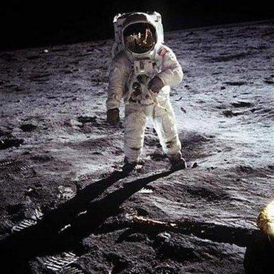 Công bố phim rõ nét nhất về cuộc đổ bộ mặt trăng