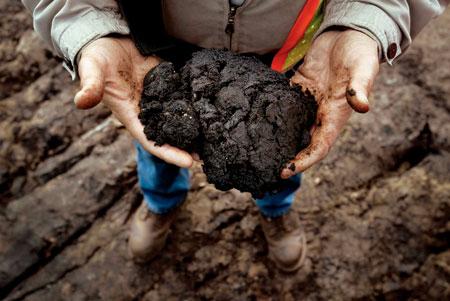 Công nghệ chiết xuất cát dầu mới