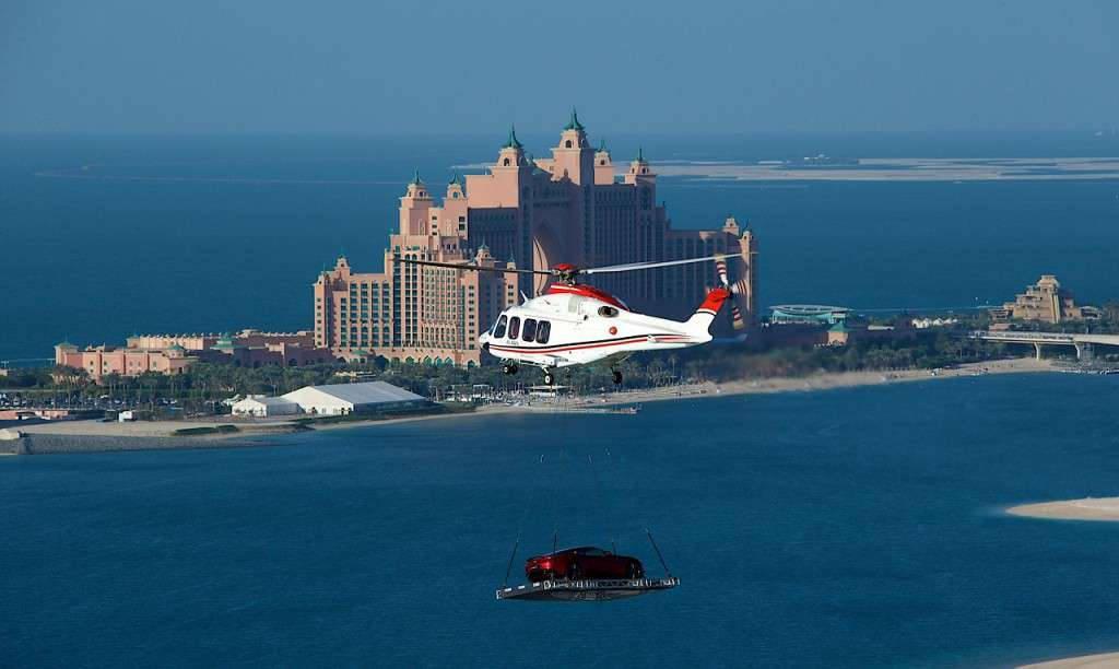 Cuộc sống xa hoa bậc nhất thế giới ở Dubai