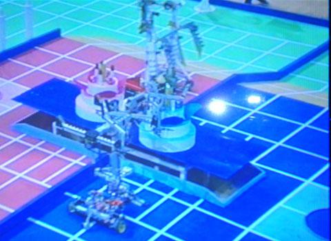 Đại học Lạc Hồng vô địch Robocon 2011