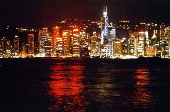Dân Hồng Kông kêu trời vì ô nhiễm ánh sáng