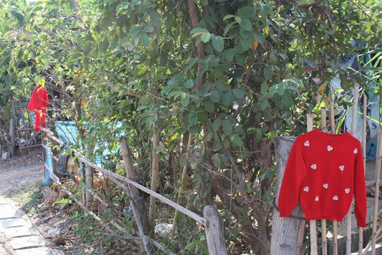Dân làng Thái lo sợ bóng ma góa phụ
