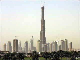 Danh hiệu công trình cao nhất thế giới đã đổi chủ