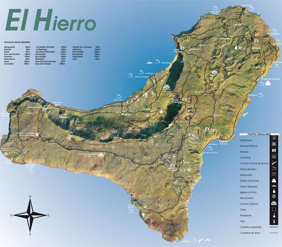 Đảo El Hierro chuyển mình
