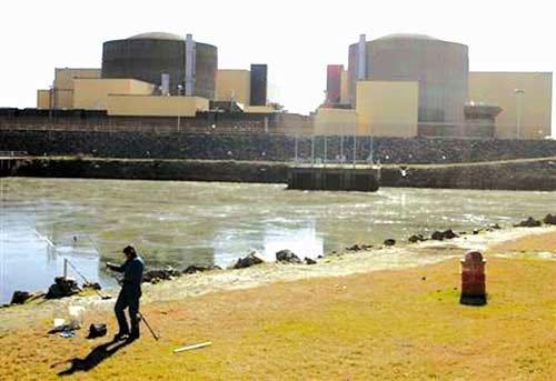 Điện hạt nhân nguy hiểm hơn vì biến đổi khí hậu