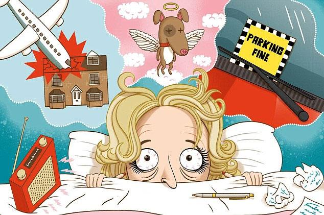 Đối phó với chứng mất ngủ?
