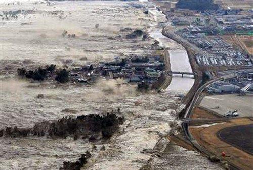 Động đất 5,4 độ Richter ở Nhật