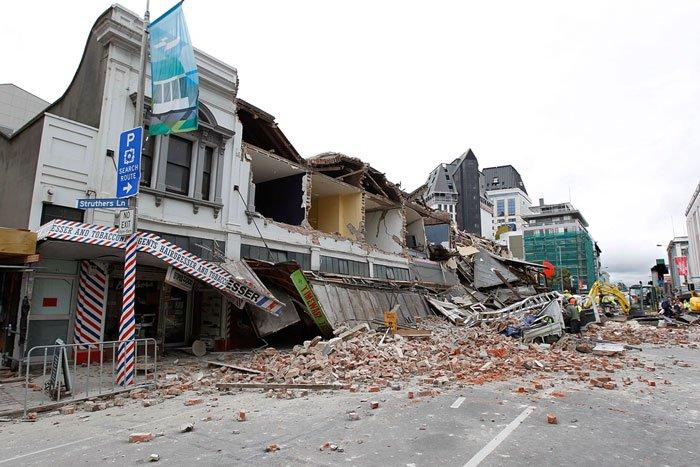 Động đất mạnh ở quần đảo Solomon, New Zealand