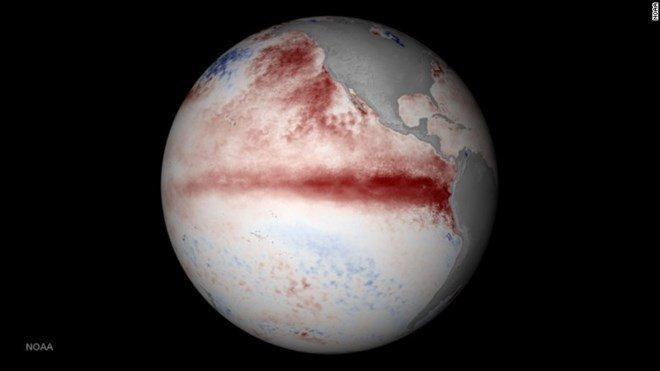 El Nino năm 2015 có thể gây ra nhiều thiên tai?