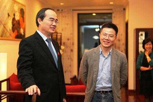 Gia đình giáo sư Ngô Bảo Châu nhận căn hộ mới