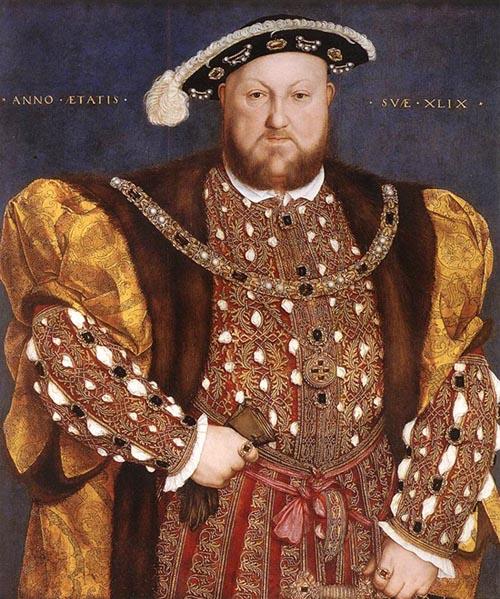 Giải mã căn bệnh kỳ lạ của vua Anh Henry
