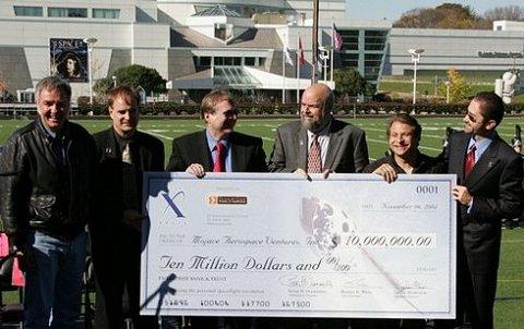 Giải thưởng triệu đô cho sáng tạo khoa học