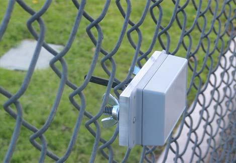 Hàng rào thông minh nhận diện kẻ khả nghi