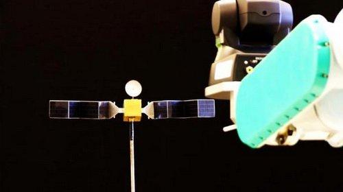 Hệ thống mới định vị và chụp hình vệ tinh không gian