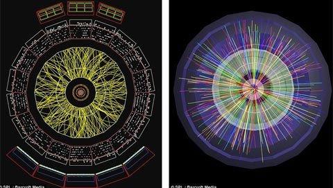 Hình ảnh ngoạn mục về vụ nổ Big Bang