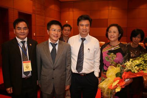 Hơn 3000 người tham dự lễ chào mừng giáo sư Ngô Bảo Châu