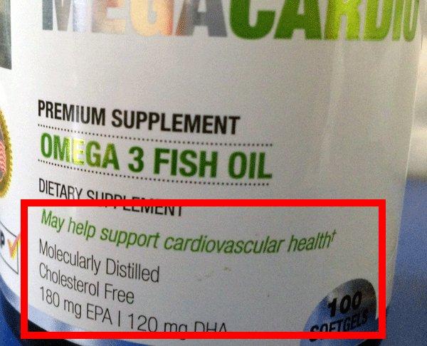 Hướng dẫn lựa chọn dầu cá: 4 điều phải biết trước khi mua