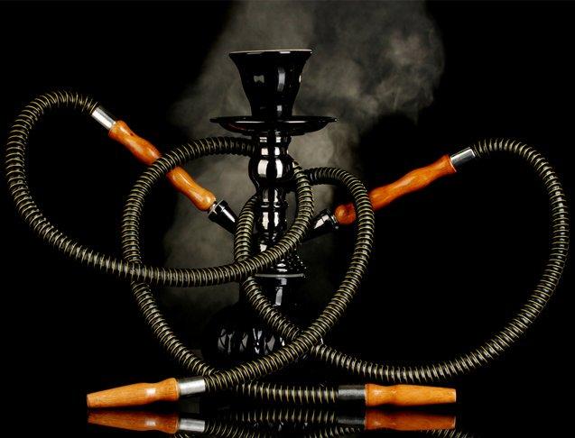 Hút shisha có thể hấp thụ chất độc nhiều gấp 25 lần so với thuốc lá điếu