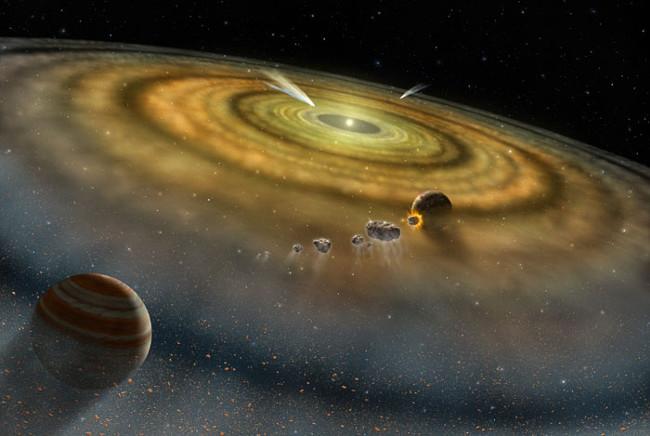Khám phá bí mật về sự hình thành sao Thủy