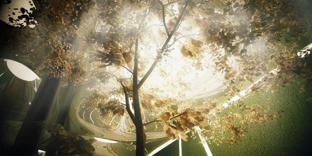 Khám phá công viên dưới lòng đất đầu tiên trên thế giới