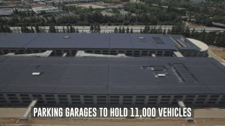 Khám phá trụ sở 5 tỷ USD của Apple