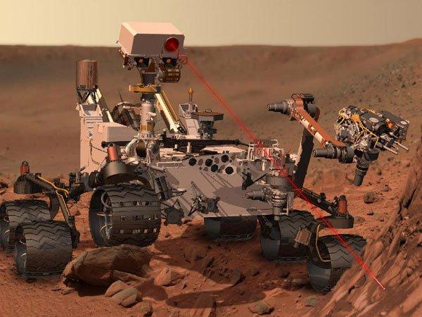 Khí quyển sao Hỏa cổ đại tương đồng với Trái đất