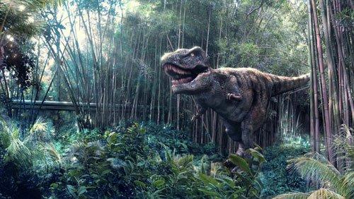 Khủng long ngừng tiến hóa trước khi bị tuyệt chủng