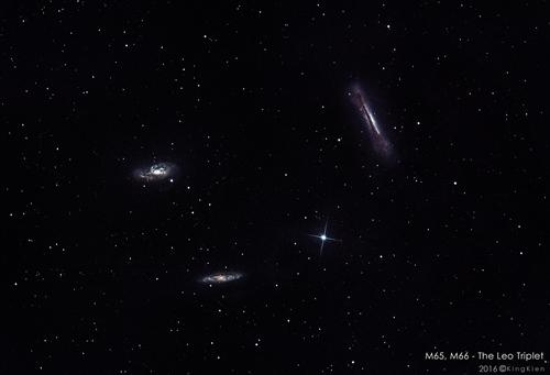 Kinh ngạc với bộ ảnh vũ trụ từ kính thiên văn tự chế của sinh viên Việt Nam