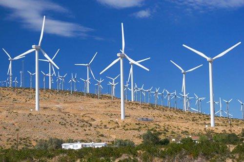 Kỷ nguyên mới: Năng lượng chủ yếu là gió và mặt trời?