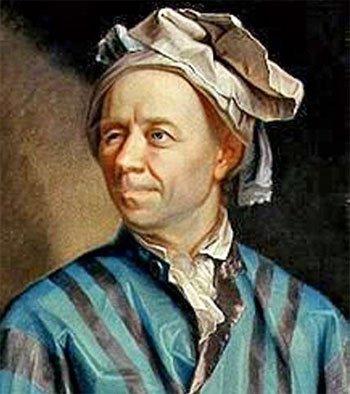 Leonhard Euler - Sức mạnh trí tuệ kỳ diệu