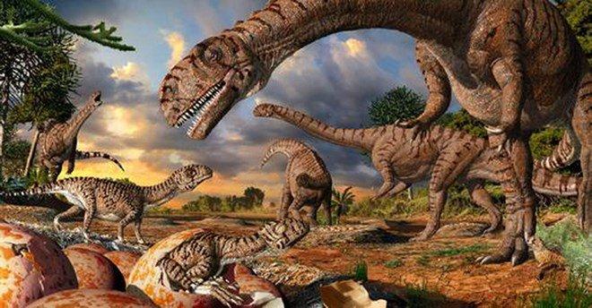 Loài khủng long bạo chúa T-Rex có tập tính ăn thịt đồng loại