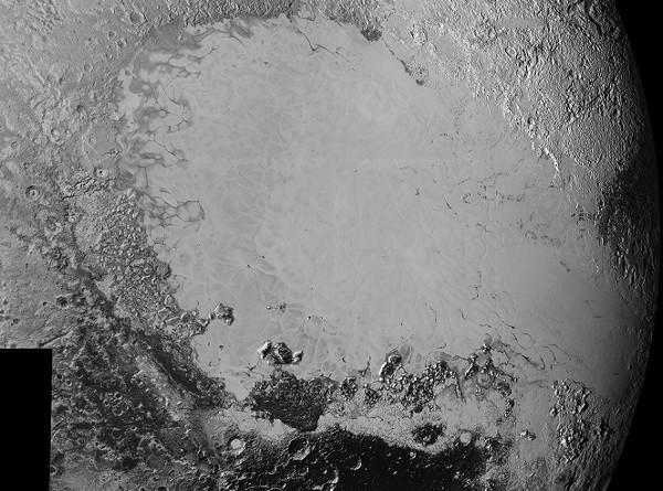 Loạt ảnh mới nhất của Sao Diêm Vương gửi về từ phi thuyền New Horizon