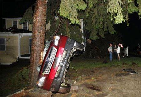 Lốc xoáy ở Mỹ, 4 người thiệt mạng