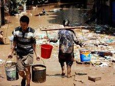 Lũ tại Chad, 24 người chết, 70.000 người mất nhà