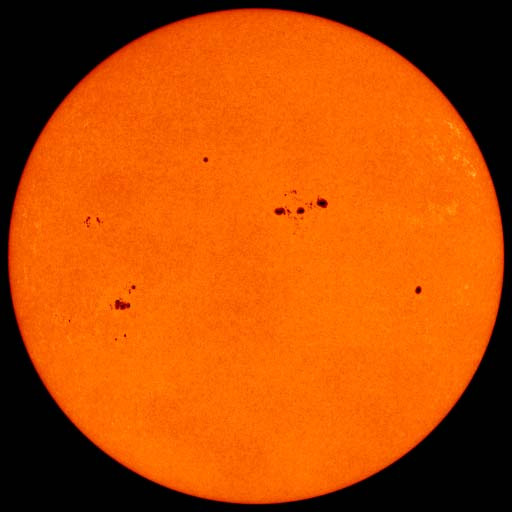 Mặt trời hiền nhất trong 100 năm qua và nguy cơ hình thành kỷ băng hà mini